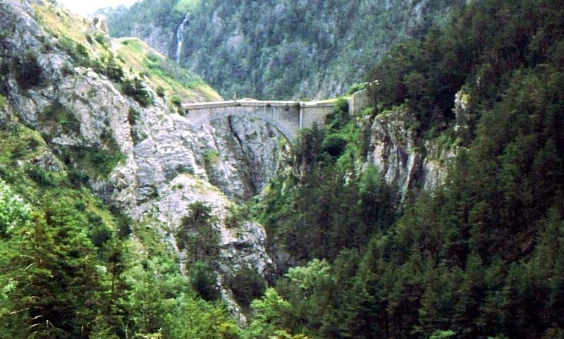 1985 Montgenèvre Le Pont d' Asfeld