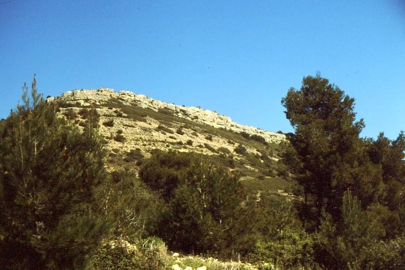01-GR42 Camp de César entre Orsan et Laudun