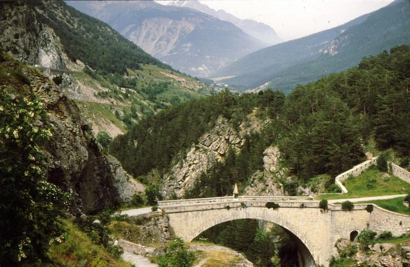 1985 Montgenèvre Le Pont d'Asfeld