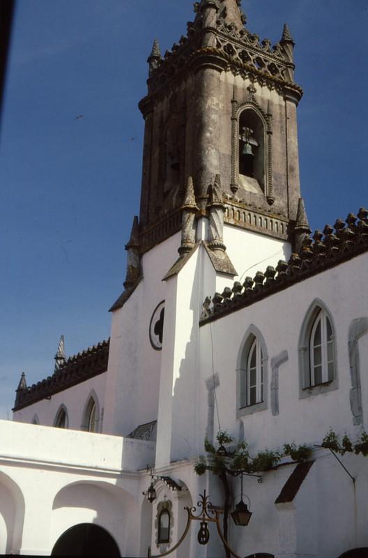 1987 Portugal - Béja, couvent de la Conception