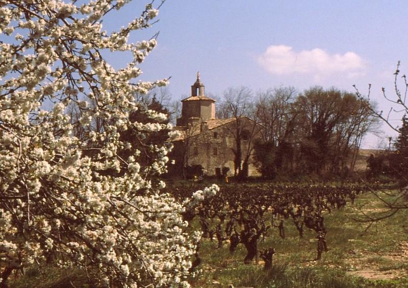 03-Chapelle de Meyran , entre Laudun et St-Laurent