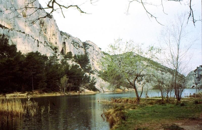 1989 02- Lac de barrage de St-Rémy