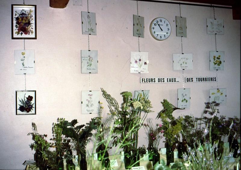 Exposition de 1992 à Bellegarde-en-Forez