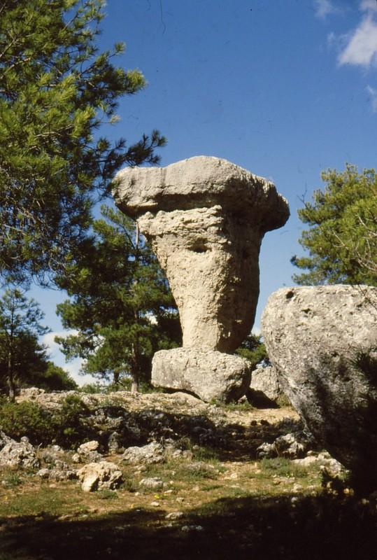 1985 Majorque (Baléares) Cité enchantée de Cuenca2