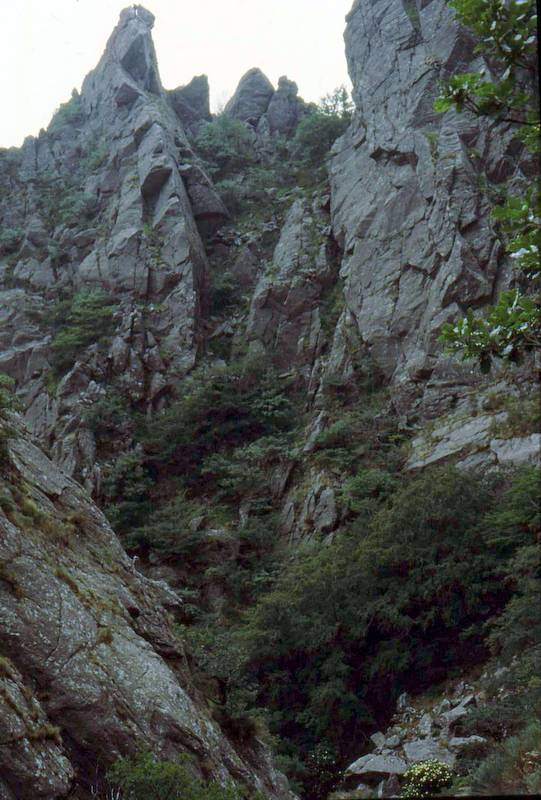 1987 GR77 Hérault Sentier des 1000 marches