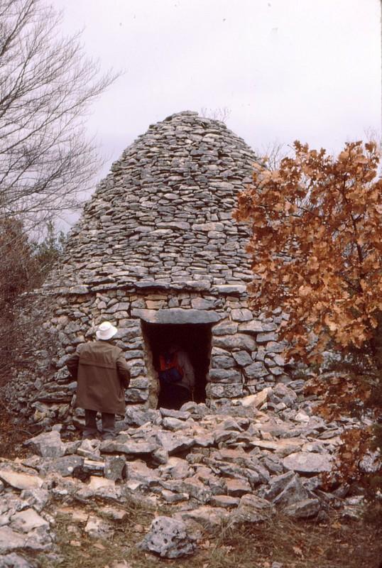 1986 Colorado provençal -Borie au-dessus de St-Saturnin