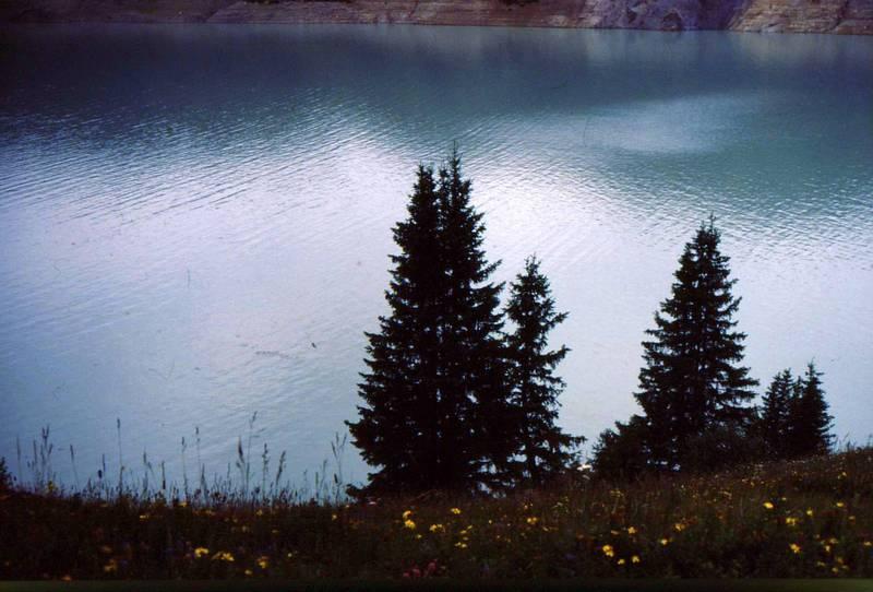 03-Le lac de la Girotte