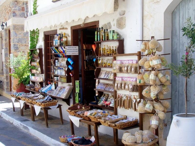 05-Kritsa ruelle artisanat