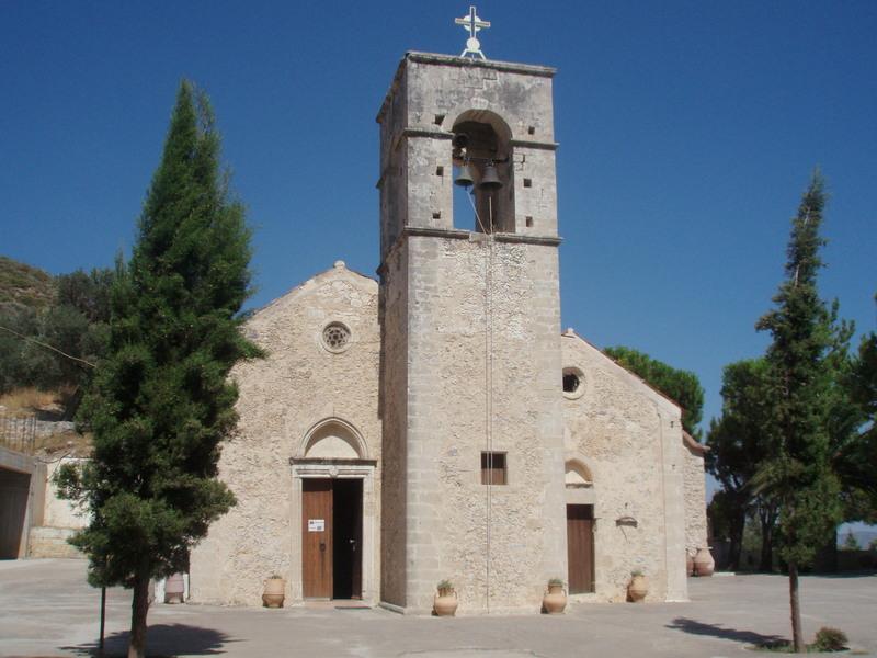08 Zaros monastère de Vrondisi