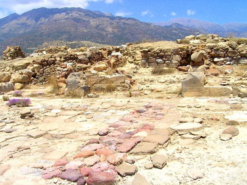 09- Pyrgos site Minoen Moyen