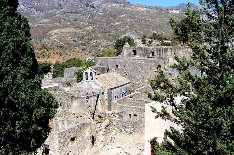 12-Ancien monastère Kato Preveli