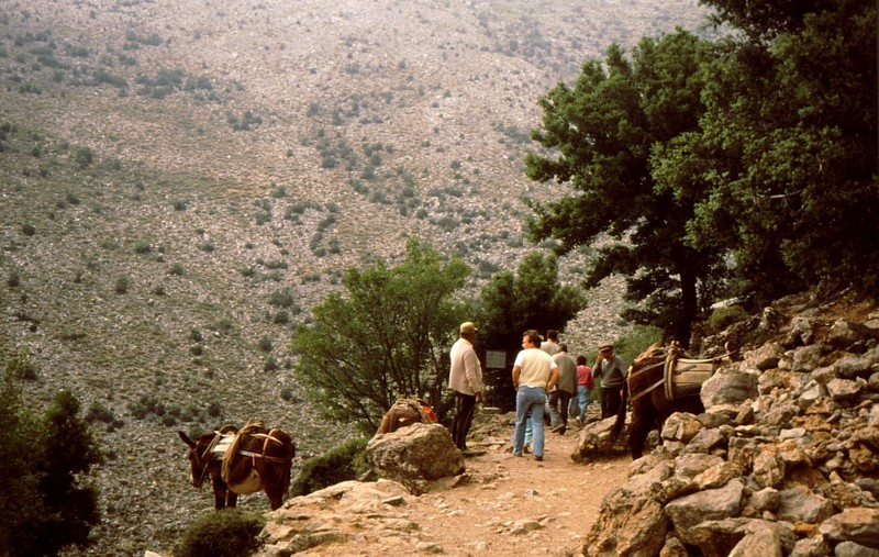 17- Au mont Diktae