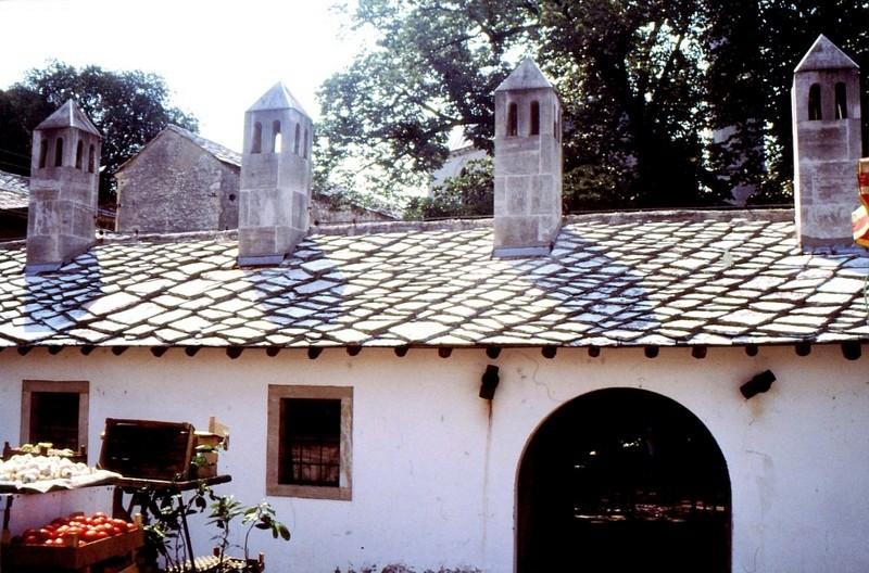 01- JU Mostar - le bain turc