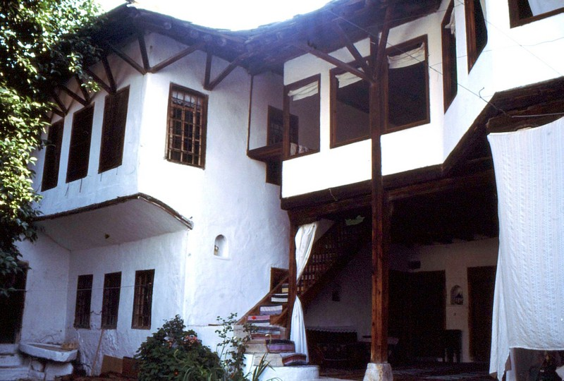 02-JU Mostar - maison féodale turque