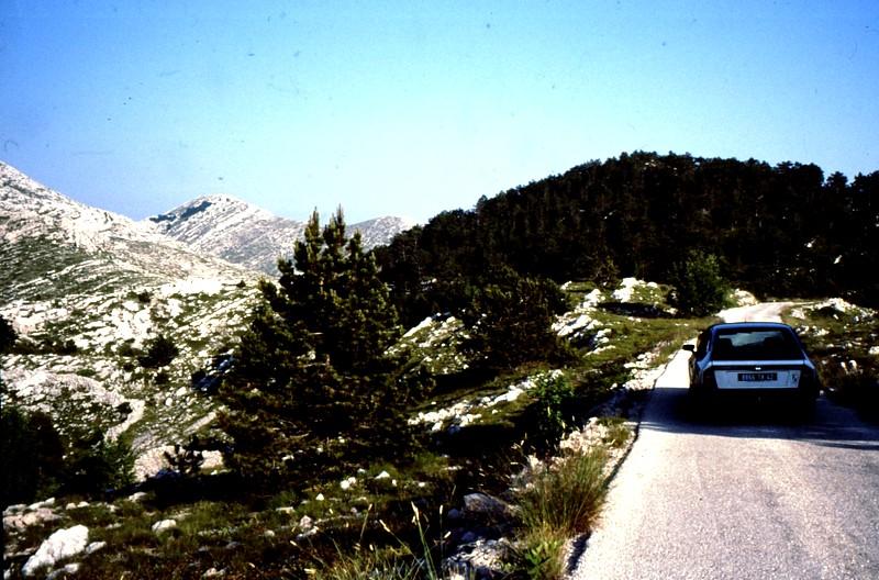 03- JU Route du Biokovo