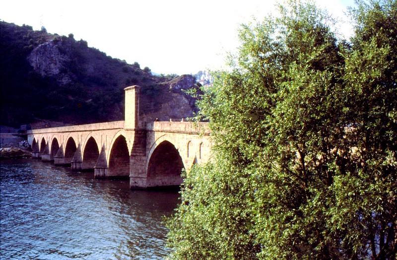 04- JU le pont turc de Visegrad