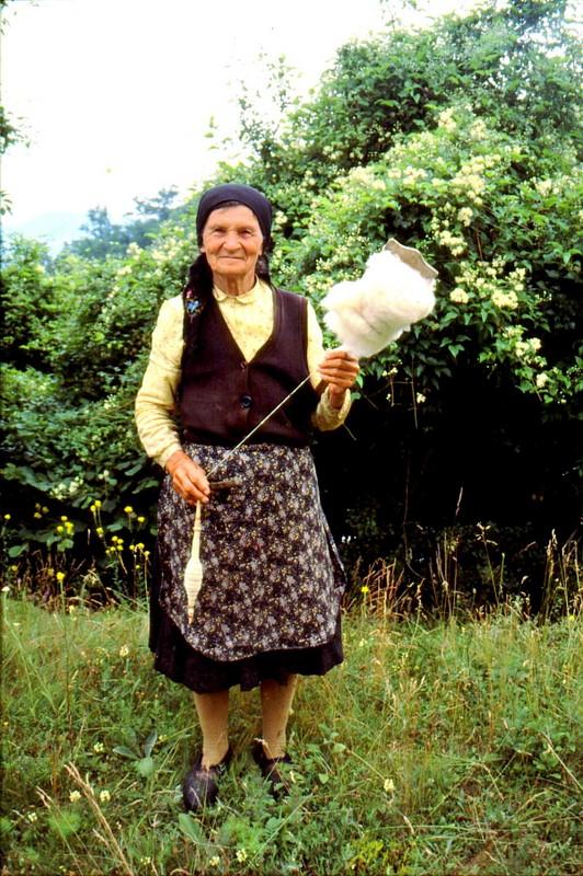 05- JU Fileuse de Visegrad à Sarajevo