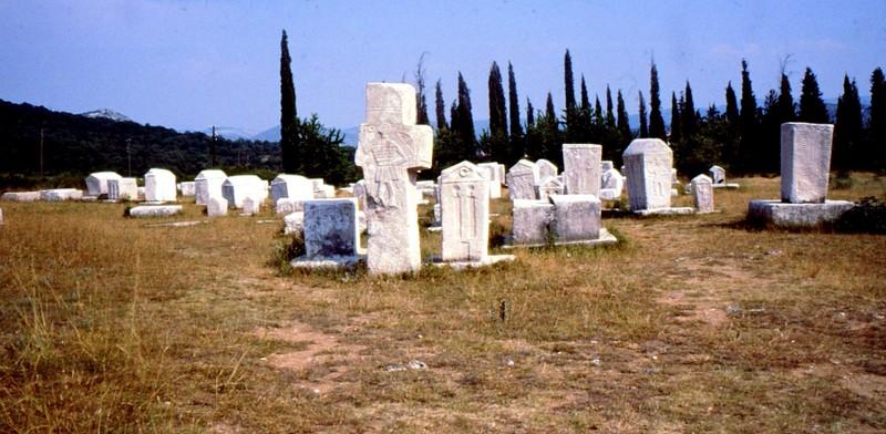 06-JU Radimije - tombes bogomiles