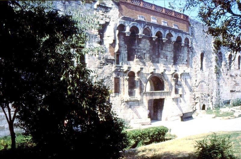 09- JU Split Palais de Dioclétien