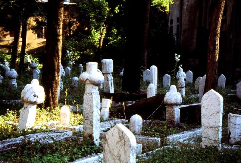 10- JU Sarajevo -cimetière musulman