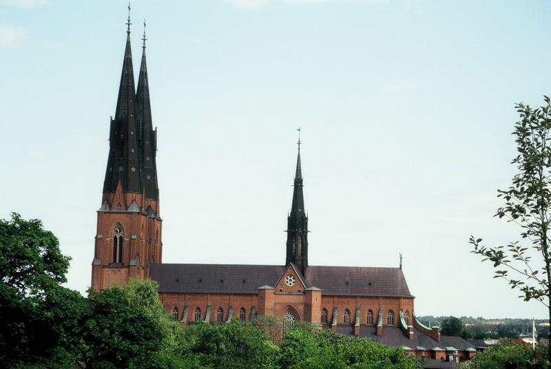 013 Cathédrale d'Uppsala