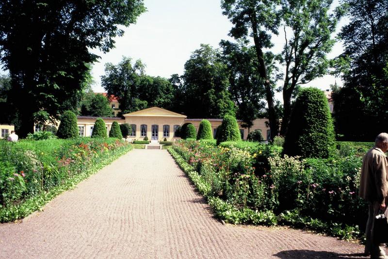016 Linnéträgarden à Uppsala