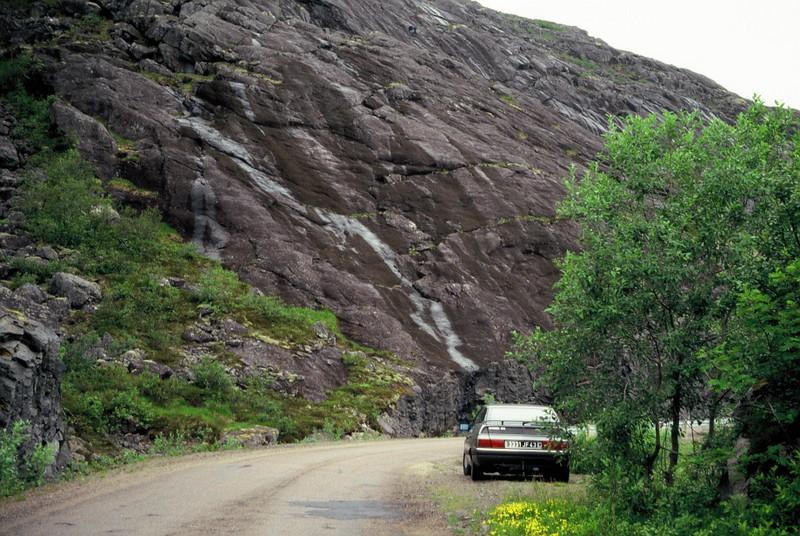 004- VESTER Côte est de l 'Eidfjord