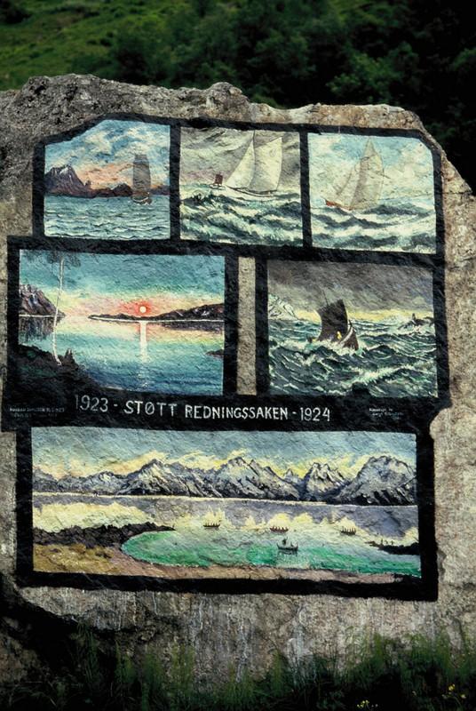 005- VESTER Peu après roches noires fresques sur Stott