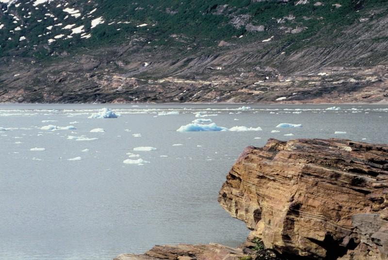 006- Svartisen -2e lac du glacier