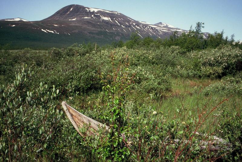 012- Non loin de Nikkaluokta