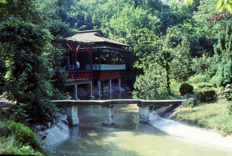 1993 01 Cluj Napoca jardin botanique