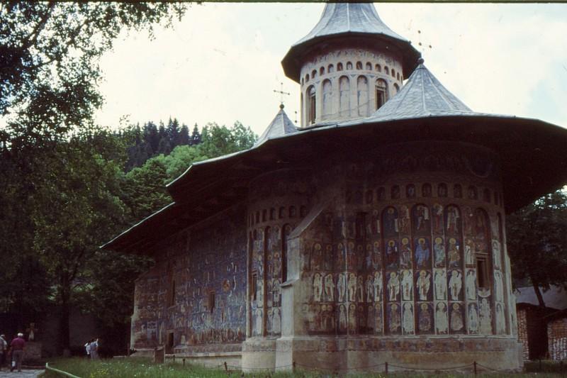 1993 37 Monastère Voronet