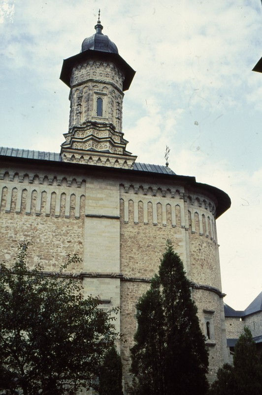 1993 40 Monastère Dragomirna