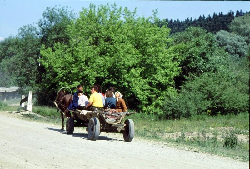 1993 48 Près du monastère Neamt