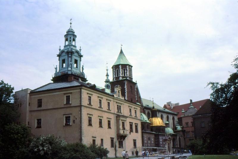 Wawel : la cathédrale