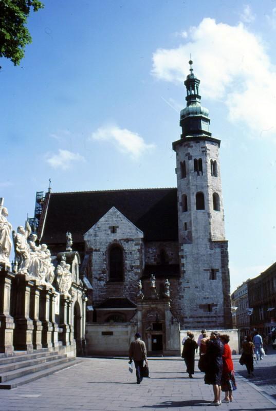 Eglise St-André de Cracovie