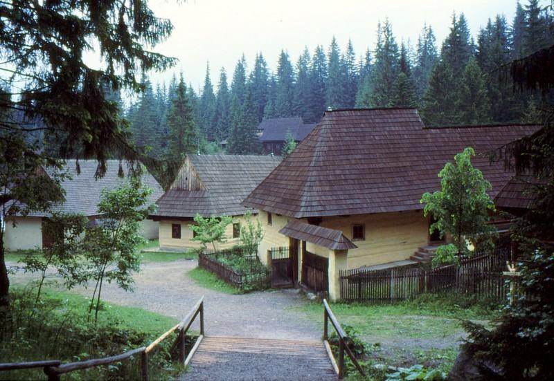 Musée ethnographique de Zuberec