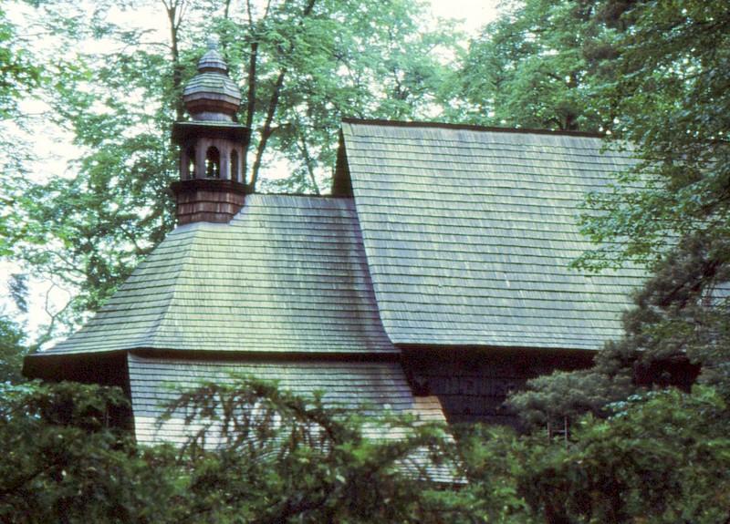 Eglise du Musée folkorique de Rojnov