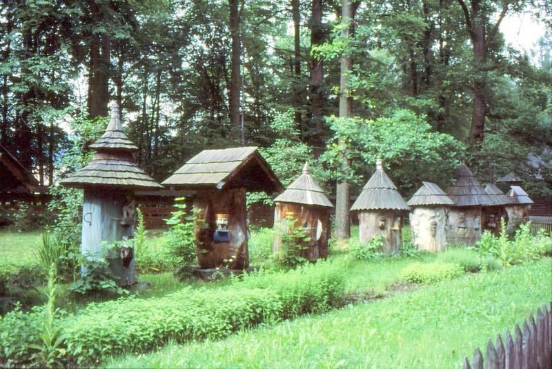 Musée folklorique ruches