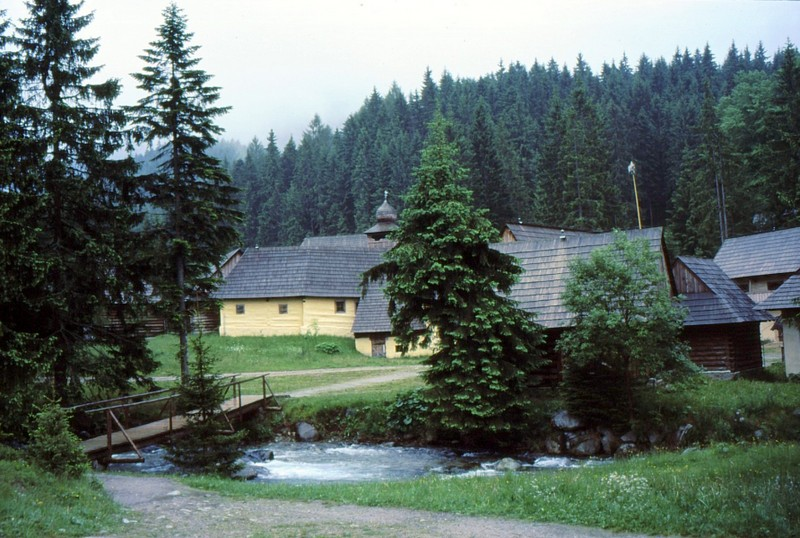 Musée ethnographique de Zuberec : village