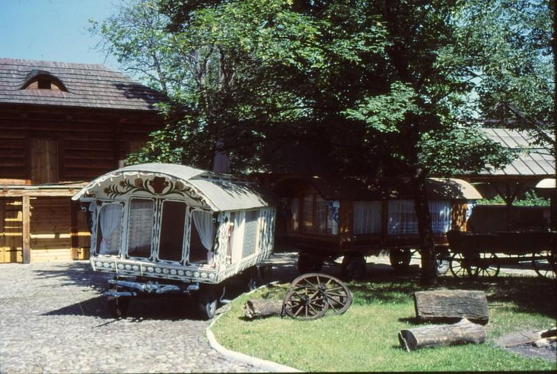 Musée gitan de Tarnow