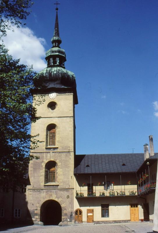 Stary Sacz : église du couvent