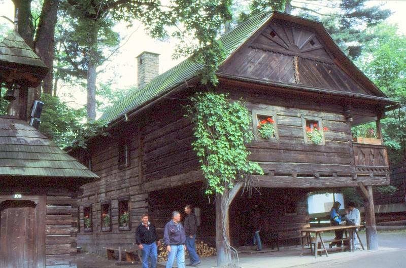 maison du musée de Rojnov