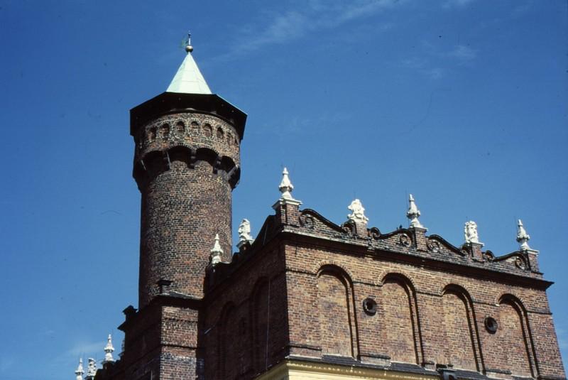 Tarnow Hôtel de ville