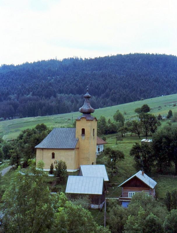 Village des Tatry de Jasna à Poprad