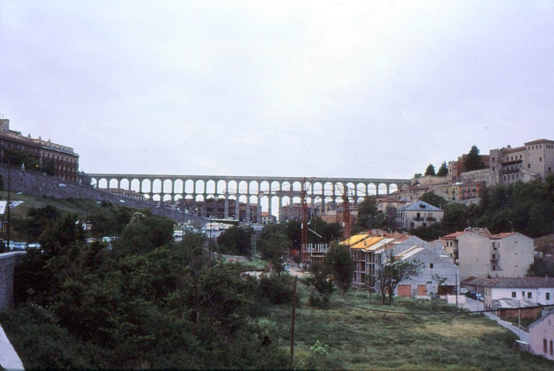 Pont romain de Segovie