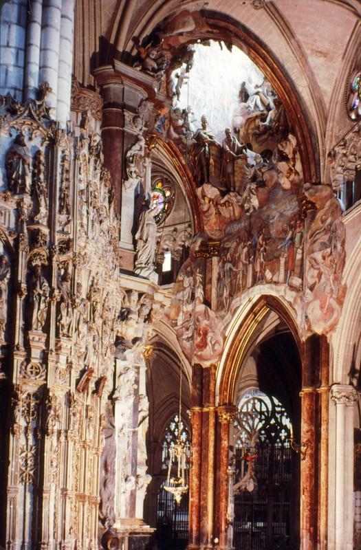 Le Transparent de la cathédrale de Tolède