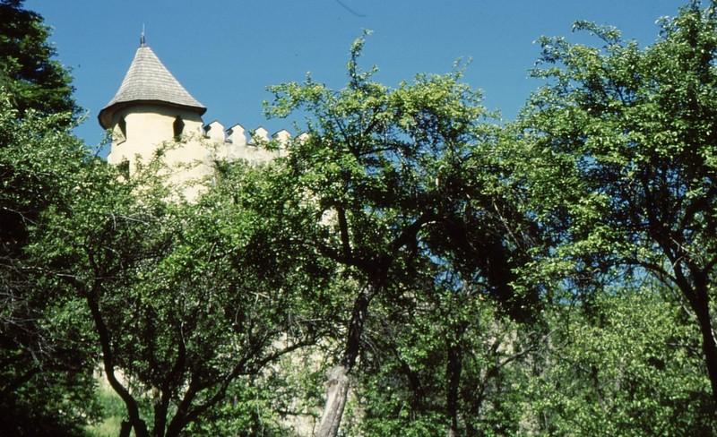 Lubovna château