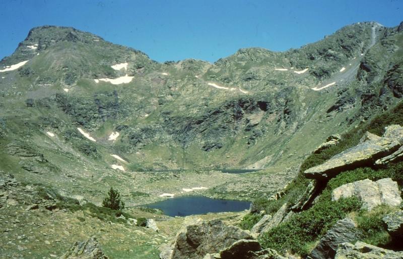 Lacs de Tristagne