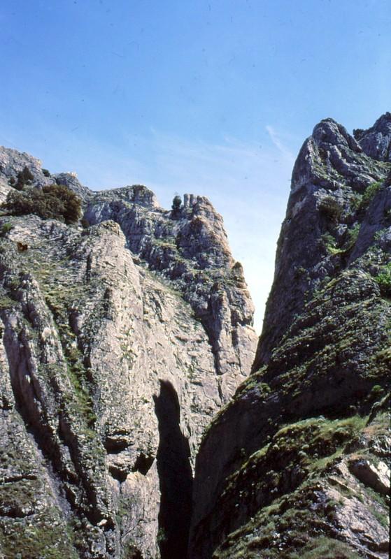 Gorge de Yecla